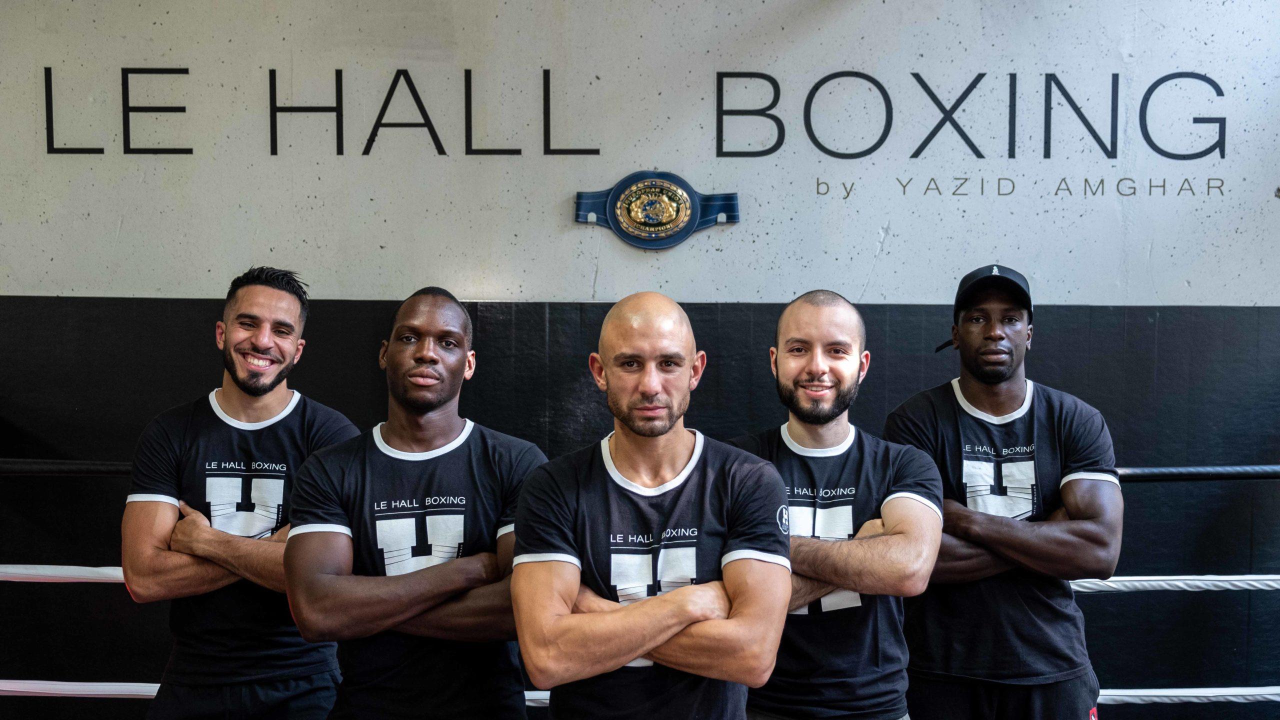 Coachs Hall Boxing
